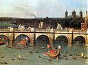 Вестминстерский мост с севера в День лорд-мэра