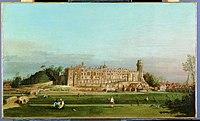Canaletto (Giovanni Antonio Canal) - Warwick Castle - 2019.141.7 - Metropolitan Museum of Art.jpg