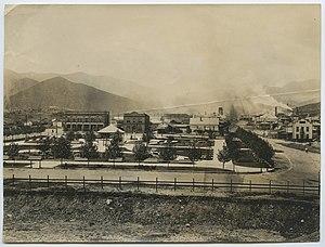 Cananea - Cananea in 1908