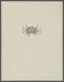 Cancer spec. - - Print - Iconographia Zoologica - Special Collections University of Amsterdam - UBAINV0274 094 14 0032.tif