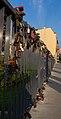 Candados en el puente del Obispo Jordan, Poznan, Polonia, 2014-09-18, DD 12.jpg