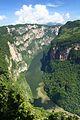 Canyon sumidero desde arriba.jpg