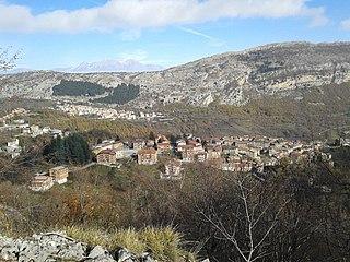 Cappadocia, Abruzzo Comune in Abruzzo, Italy