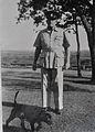 Capt. W.G.E. Pickford, around 1950, taken in Kericho. Kenya Police Reserve.jpg