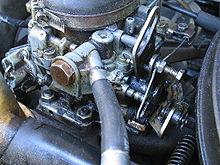 Yamaha Hitachi Carburetor Parts