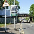 Cardiff Road railway bridge - geograph.org.uk - 1925678.jpg