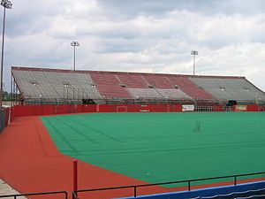 Cardinal Stadium - Football Stands 2008