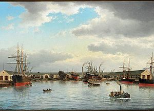 Burmeister & Wain - Image: Carl Baagøe Refshaleøen