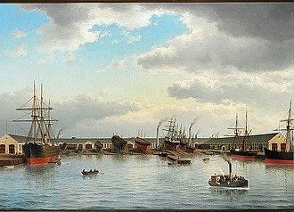Refshaleøen, Copenhagen - Image: Carl Baagøe Refshaleøen
