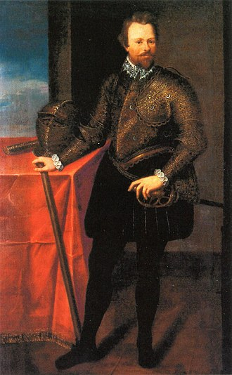 Charles Philip, Duke of Södermanland - Prince Carl Philip about 1621