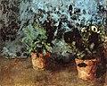 Carl Schuch - Zwei Blumentöpfe mit Stiefmütterchen.jpg
