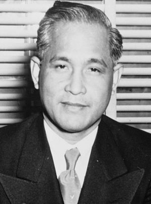 History of the Philippines (1946–65) -  Carlos P. Garcia, president from 1957–61