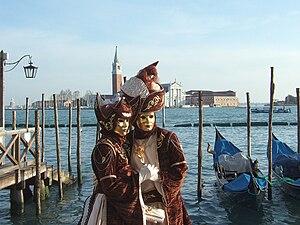 Carnevale di Venezia Masks 2010