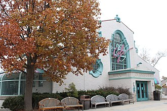 Toledo Zoo - The Original Carnivora House - Now used as the Carnivore Cafe