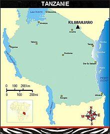 Diercke Weltatlas Kartenansicht Kilimandscharo Tansania Hochster Berg Afrikas 978 3 14 100870 8 180 2 1