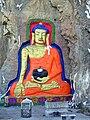 Carving of Shakyamuni Buddha in Tibet - Flickr - archer10 (Dennis).jpg