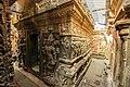 Carvings of Uma Maheshswara Shrine - Bhoga Nadeeshwara Temple.jpg