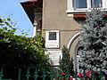 Casa pe Str. Carol Davila nr. 8 (Casa Ion Barbu) Bucuresti sect. 5 (detaliu 1).JPG