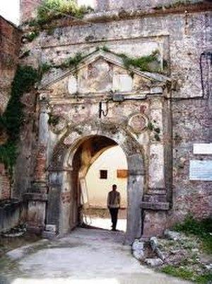 Saldae - Ancient arch