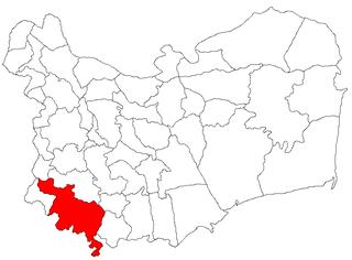 Casimcea Commune in Tulcea, Romania