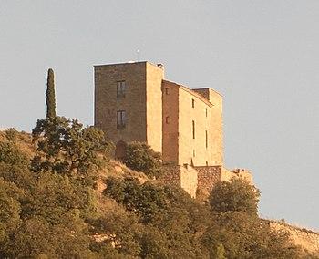 Castillo de Besora