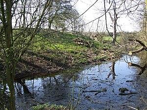 Denton, Norfolk - Castle Hill, Darrow Green