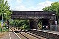 Castle Road bridge, Flint railway station (geograph 4031926).jpg