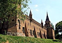Castle of Popov in Vasylivka.JPG