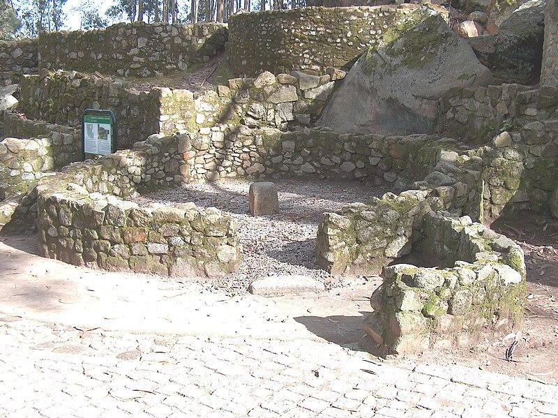 Image:Castro de S Lourenço (Vila Chã perto de Esposende)1512.JPG