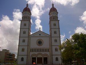 Maturín - Image: Catedral Nuestra Señora del Carmen, Maturín, Venezuela