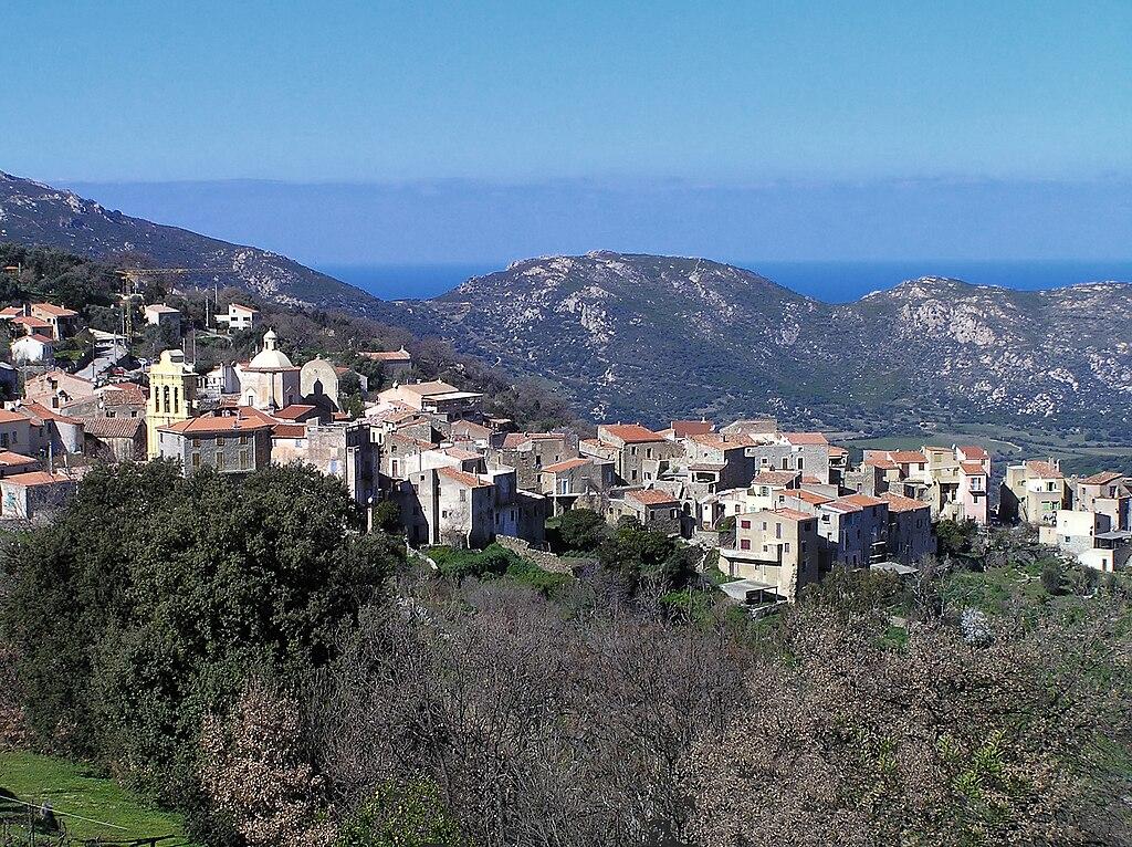 Cateri-le Village