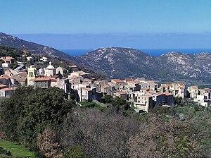 Cateri - The village of Cateri