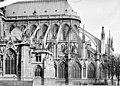 Cathédrale Notre-Dame - Abside, côté sud - Paris 04 - Médiathèque de l'architecture et du patrimoine - APMH00014045.jpg