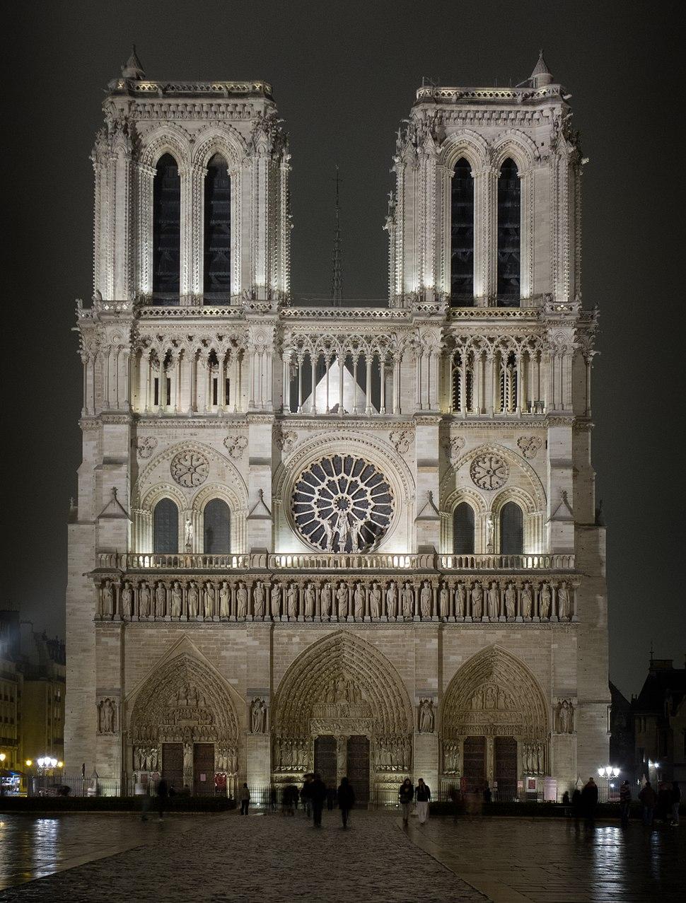Cathédrale Notre-Dame de Paris - 26