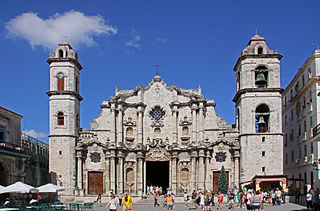Havana Cathedral, 1748-1777