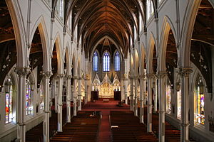 Cathedral of the Holy Cross (Boston)