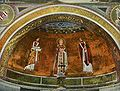 Catholic Encyclopedia - Apse of the Church of Saint Agnes, Rome.jpg