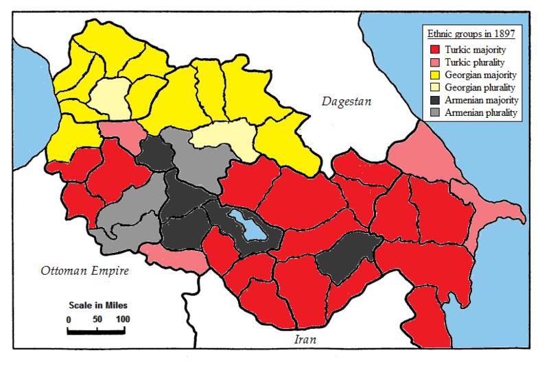 The Caucasus Non Ethnic Russian 25