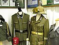 Celler Garnison Museum Celle Niedersachsen 29 Germany German WW2 uniforms Africa Middle East, 13th SS Handschar Division, fez, Wehrmacht Afrikkorps etc. Photo www.euro-t-guide.com 2009 Free use No known copyright restrictions.jpg