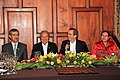 Cena ofrecida en honor del señor Salvador Sánchez Ceren, Vicepresidente de El Salvador (7884346216).jpg