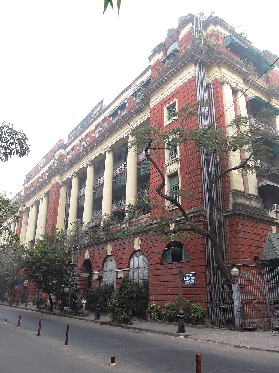 Central Telegraph Office - Red Cross Place - Kolkata 2011-12-18 0166