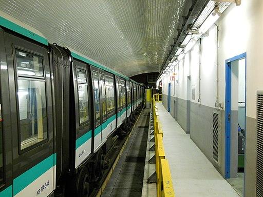 Centre de dépannage des trains de la ligne 1 du métro de Paris - JEP 2013 - Photo n° 41