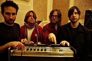 Centro-Matic American band from Denton, Texas