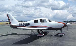 2007 Columbia 400 N1243x
