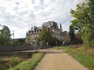 Brochon Commune in Bourgogne-Franche-Comté, France