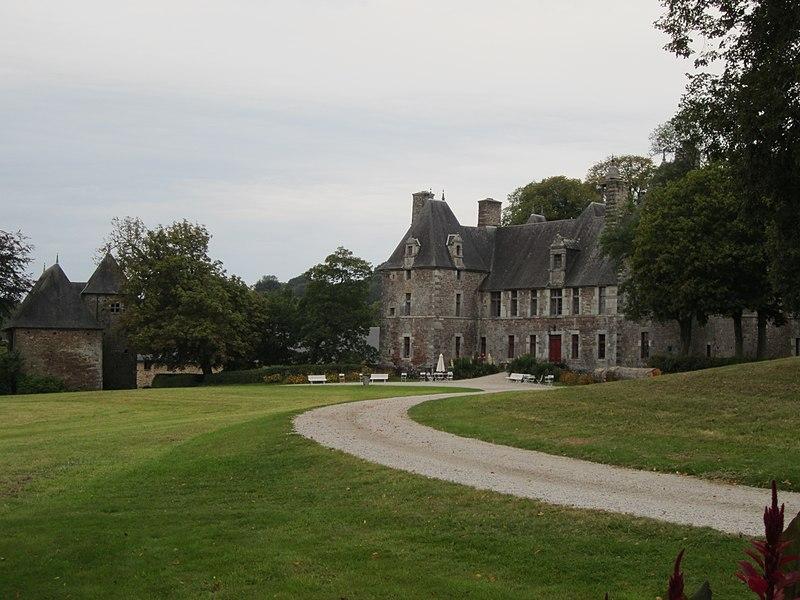 Château de fr:Cerisy-la-Salle