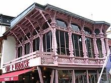 Esempio di stile di Art Nouveau