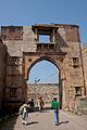 Champaner eastern gate.jpg