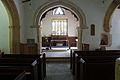 Chancel arch, , Holy Trinity, Godmanstone.jpg