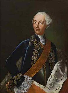 Charles Alexander, Margrave of Brandenburg-Ansbach Margrave of Brandenburg-Ansbach and Brandenburg-Bayreuth